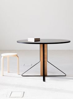 Ronan & Erwan Bouroullec unveil Kaari Collection - Artek tradition meets contemporary attitude of the French duo @artekglobal