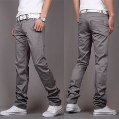 Gender: Men Fit Type: Regular Length: Full Length Closure Type: Zipper Fly Pant Style: Straight Material: Cotton, Polyester Estimated Delivery Time: days (ships out within 7 business days) size Rugged Style, Style Casual, Men Casual, Style Men, Men's Style, Fashion Night, Fashion Pants, Mens Fashion, Style Fashion