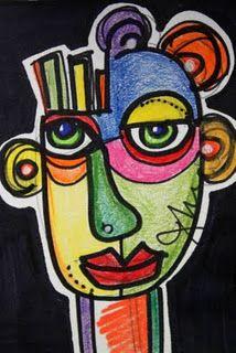 Picasso Lesson