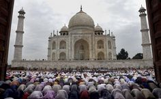 """Taj Mahal: UP govt tourism booklet row: Brazen display of communal politics, says Opposition  