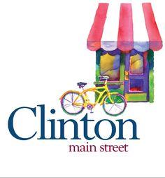Logo for Main Street Clinton, Mississippi