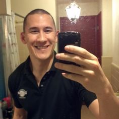 """""""Remember how I said I shaved my head right before I did YouTube? Well I found the pics!"""""""