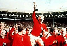 ENGLAND WIN WORLD CUP-1966