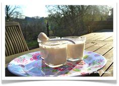 Yaourts au lait d'amandes