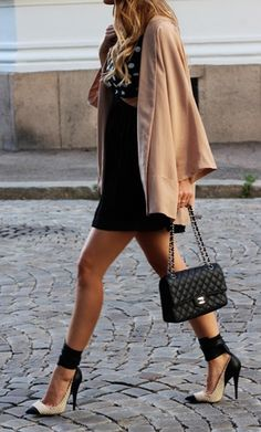 Fashionably Chic by in Fashion