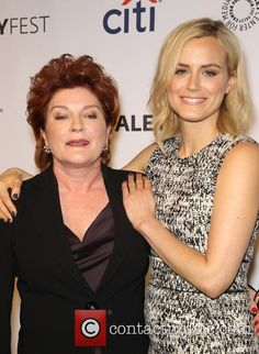 Picture - Kate Mulgrew and Taylor Schilling at Dolby Theatre ...