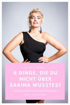 fc78a8c5e 6 Secrets über Sarina Nowak - Curvy Model Sarina Nowak verrät dir sechs  Dinge