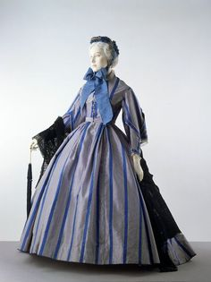 Day Dress 1866 | V&A Search the Collections