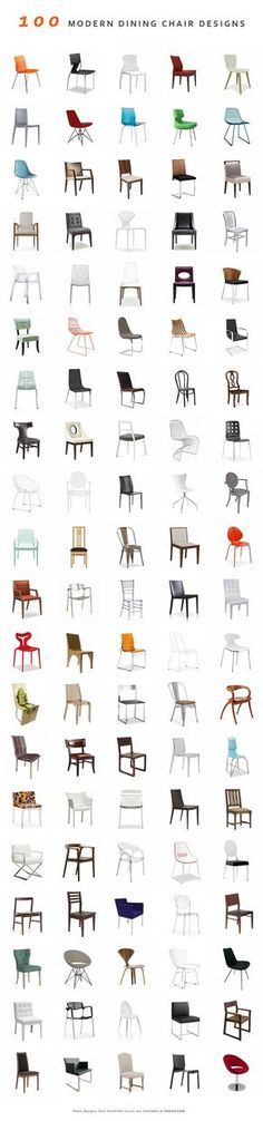 100 Modern Dining Chairs And Hundreds More Inmod We Found The Perfect Table But Not Tables