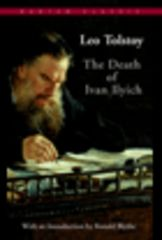 The Big Read Documentary on The Death of Ivan Illyish. The program features comments from Martin Amis, Cynthia Ozick, and the Librarian of Congress, James Billington. Music by Bob Dylan, Bach, and Rachmaninov. Click through to the website to hear the documentary.