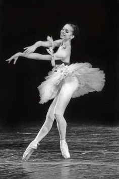 Diana Vishneva - head, arms, hands . . . lovely... But it's the joy on her face that captures me!