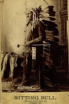 UNITED STATES - Sitting Bull