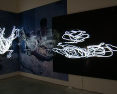 Neon Signs, Lily, Creative, Kunst