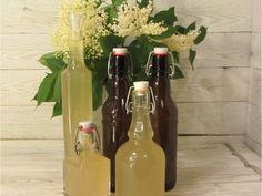 Mentás bodzavirág szörp Panna Cotta, Bottle, Home Decor, Mint, Homemade Home Decor, Dulce De Leche, Flask, Decoration Home, Jars