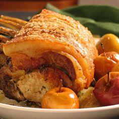Roast Pork and crackling