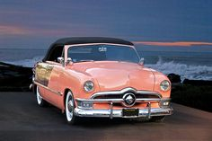 '50 Ford Convertible Custom..Re-Pin brought to you by#HouseofInsurance #EugeneInsurance #Oregon