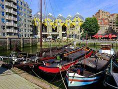Rotterdam: Drømmer du om et snev av vår og storby? Rotterdam, Om, Fire