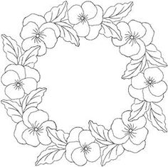 Quilters Flower 10 Smaller (HDFQ10A) Embroidery Design by Anita Goodesign