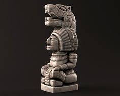 Bilderesultat for Ancient Mayan Statue
