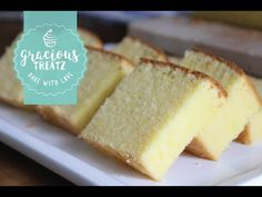 How to Bake Super Soft Moist Butter Cake Easy – All Recipes Food Cooking Network Food Cakes, Cupcake Cakes, Easy Cakes To Make, How To Make Cake, Easy Butter Cake Recipe, Butter Cakes, Baking Recipes, Cake Recipes, Dessert Recipes