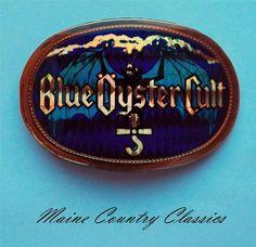 Vintage 1977 Blue Oyster Cult Pacifica Belt Buckle Classics Rock | eBay