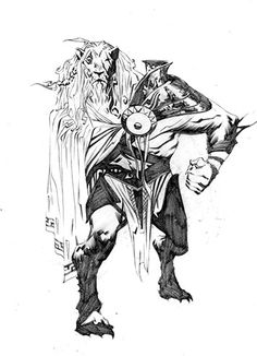 SDCC Planeswalker Sketches | MAGIC: THE GATHERING