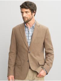 Tan/Camel blazer is a staple