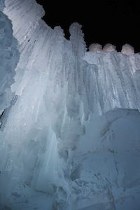 Royally Cool Ice Castles at Mall of America - Minnesota Journeys