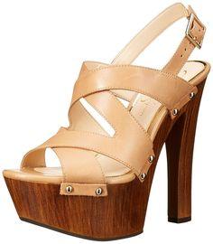 Jessica Simpson Women's Damelo Platform Dress Sandal ** Review more details here : Wedges Shoes