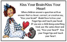Who loves Dr. Jean? Kiss your brain!!
