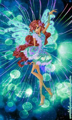 Layla Butterflix Wallpaper ❤