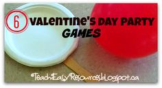 valentine's day gym games