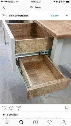 Самые популярные пины за эту неделю! #WoodCraftsIdeasHowToMake Storage Chest