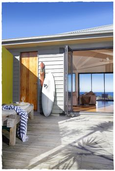 coastal living - light, breezy, with a view