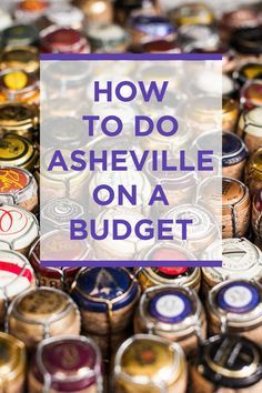 Heading to Asheville on a budget? Here are 25 free things to do in Asheville, NC Ashville North Carolina, Visit North Carolina, Ashville Nc, North Carolina Mountains, Attractions In North Carolina, Wilmington Nc, South Carolina, Asheville Camping, Visit Asheville