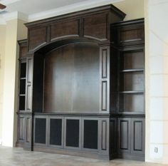 Grand Daddy Tall Mixed Use wall unit