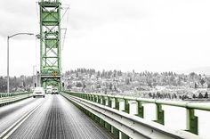 Hood River Bridge - Oregon