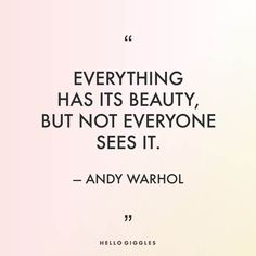Andy Warhol Quotes Adorable Quote Of The Week Andy Warhol  Pinterest  Warhol Advice And Thoughts