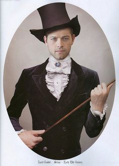 Lord Castiel, Britain, early 19th century ~  thefogofwar edit