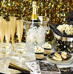 These New Years Eve Party Decorations will certainly help you get the party started and ensure your guests have a great time! | Page 11