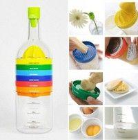 Wish | 8 in 1 Creative Multifunctional Kitchen Utensil Bottle