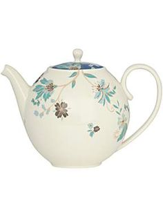 Monsoon Veronica Teapot - Denby