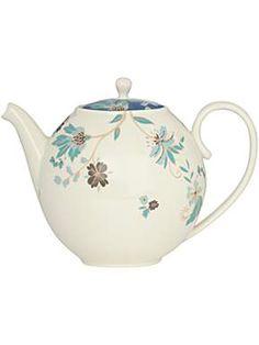 Monsoon Veronica Teapot - Denby