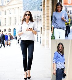 style with Capucine