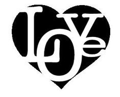 free svg images   love words inside shapes. Just had to share this little love heart ...
