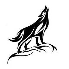 Small Wolf Tattoos - Bing Images