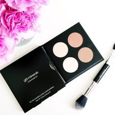 New blog post is up! All about the new @glominerals contour kit with swatches & links sereinwu.com #glominerals #glocontour #showyourglo