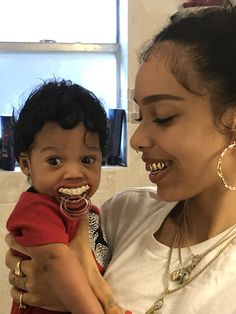 Beautiful Family, Beautiful Children, Beautiful Babies, Mommy And Son, Baby Momma, Cute Black Babies, Cute Babies, Grills Teeth, Cute Baby Videos