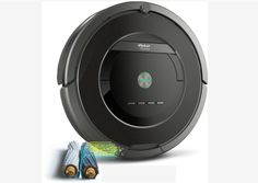 iRobot Roomba® 880 - This would be great picking up the cat and dog hair all day.
