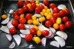 Кускус с запеченными помидорами – Вся Соль - кулинарный блог Ольги Баклановой